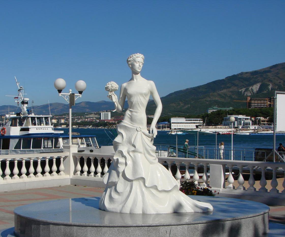 белая невесточка Геленджик