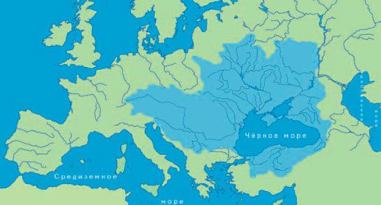 История черного моря