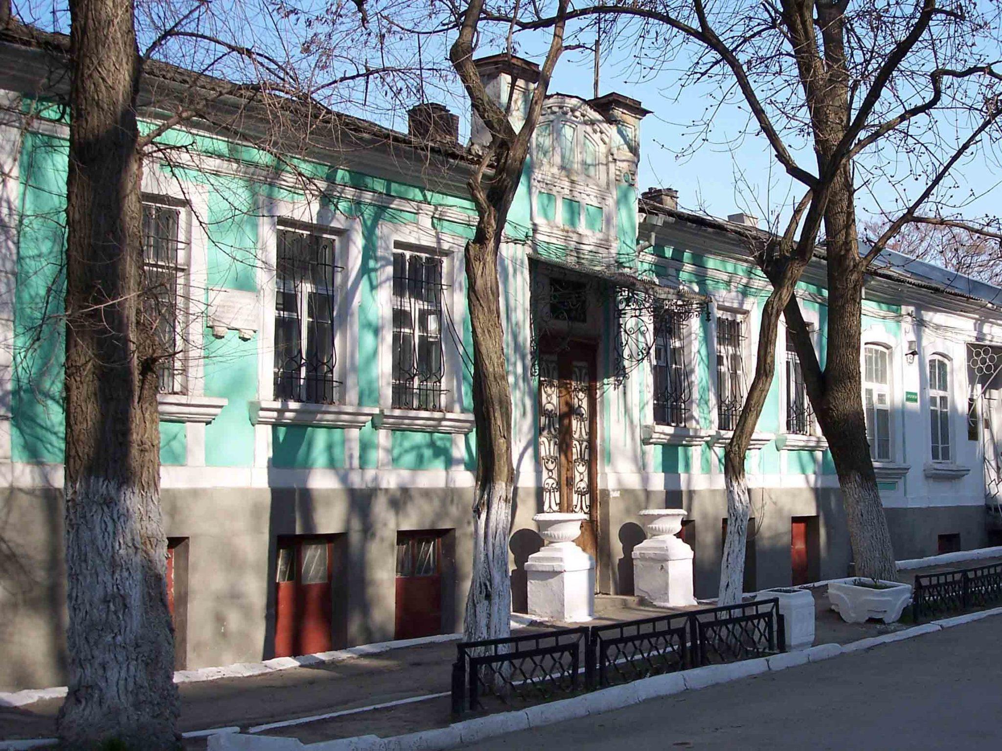 Достопримечательности Феодосии, музей Цветаевых