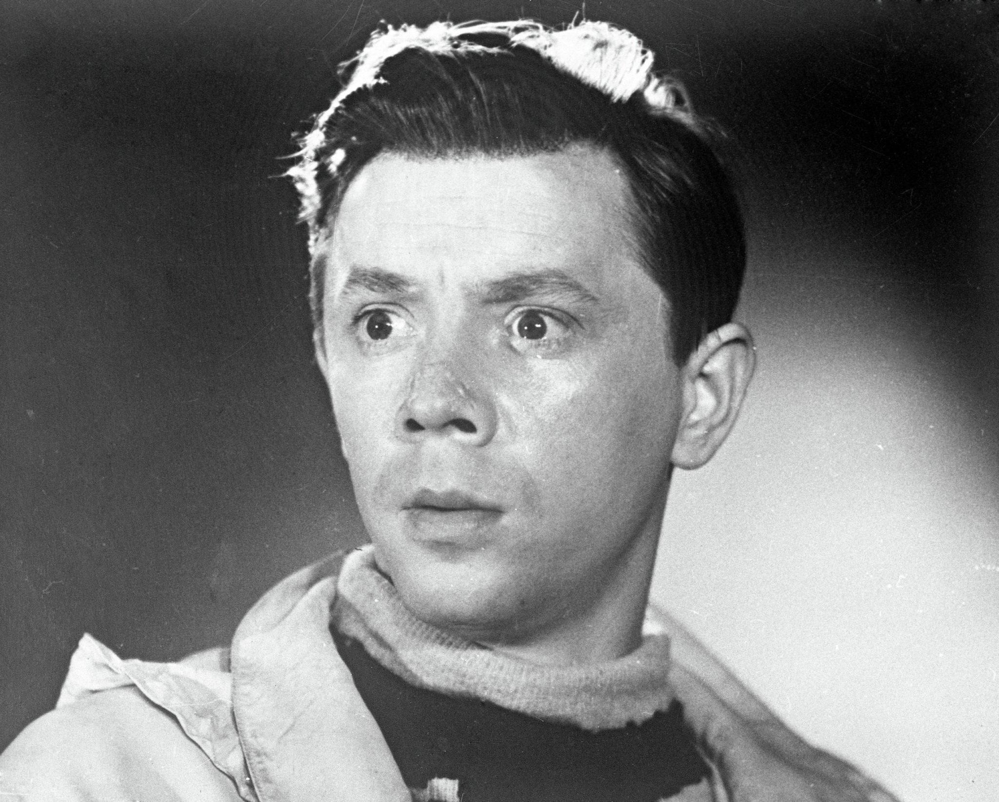 Олег Анофриев на сцене