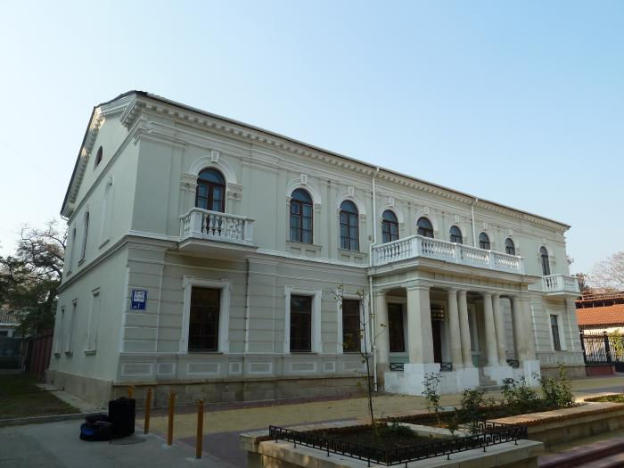 Достопримечательности Феодосии, Музей древностей