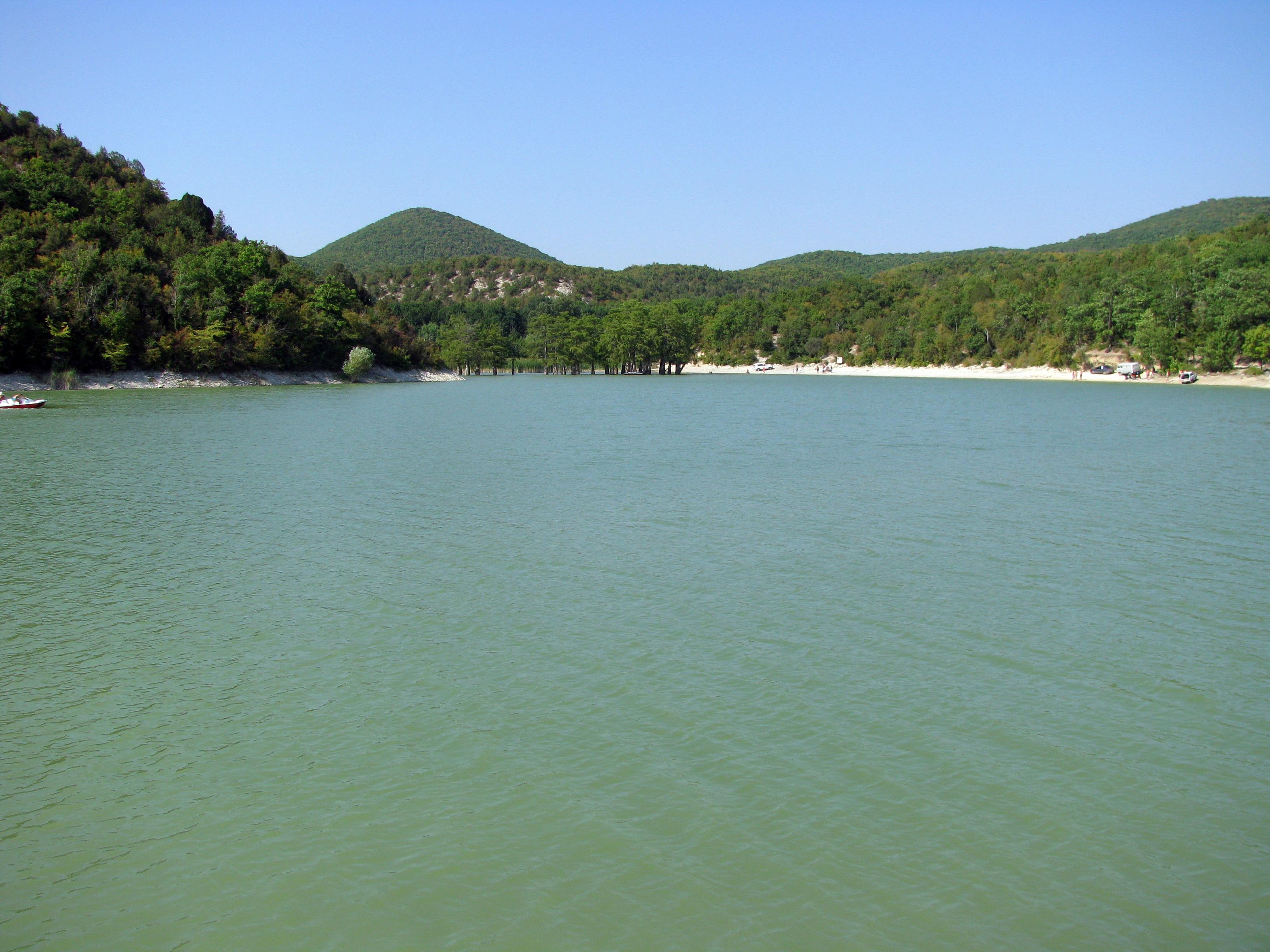 Водохранилище Сукко