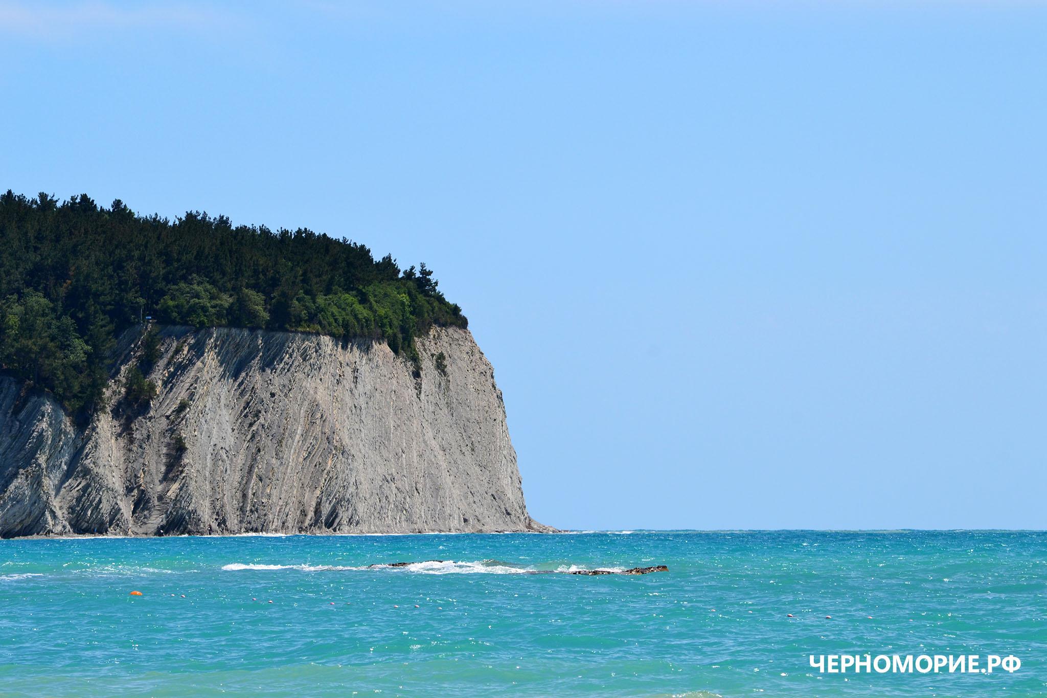 Отдых в Дивноморском. Море и горы