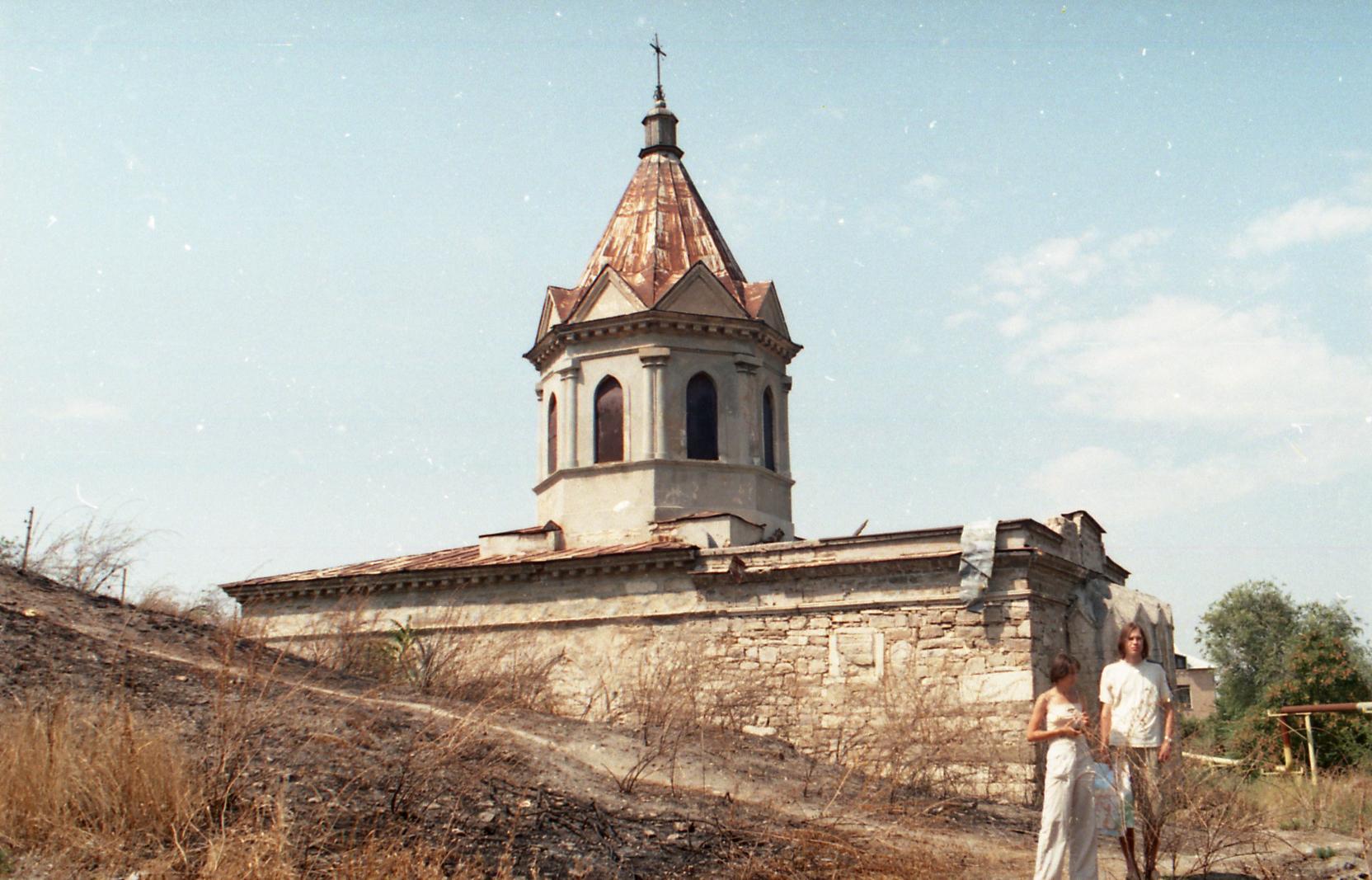 Достопримечательности Феодосии, храм Святого Георгия