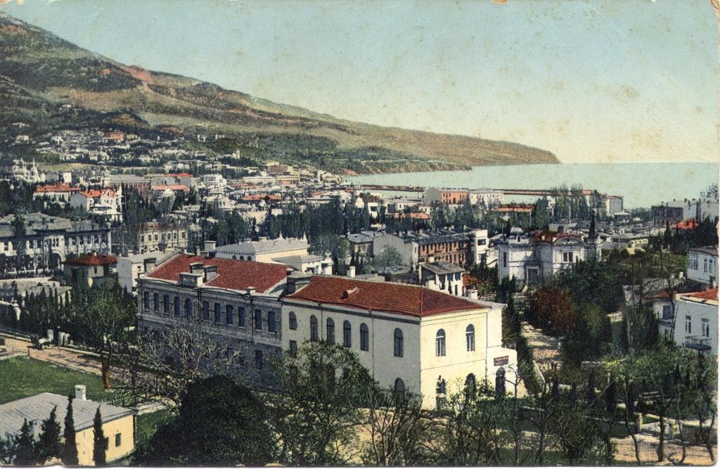 История Геленджика, вид города, 19 век