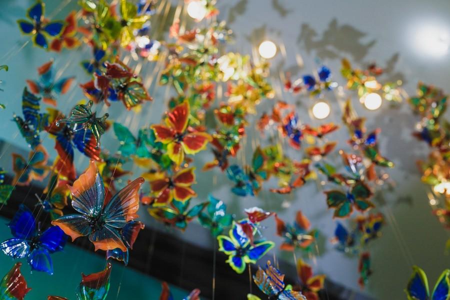 Галерея стекла в Кабардинке