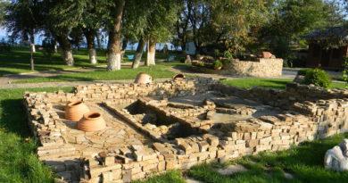 Раскопки Тмутаракани