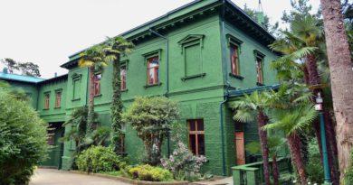 Дом-музей дача Сталина в Сочи