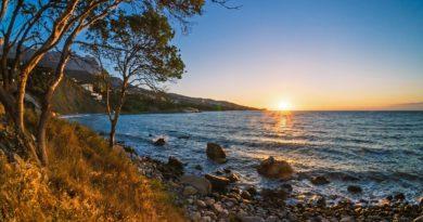 Черное море Алупка