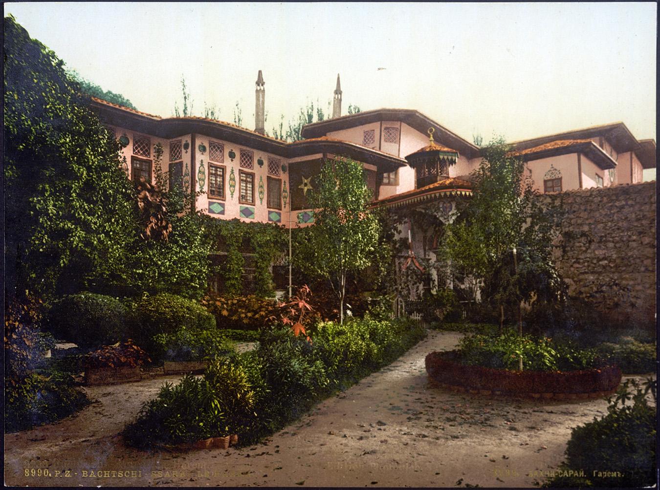 Ханский бахчисарайский дворец