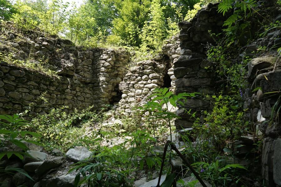 остатки крепости Ачипсе