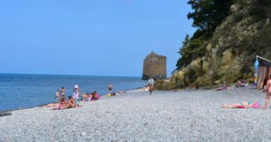 прасковеевский пляж