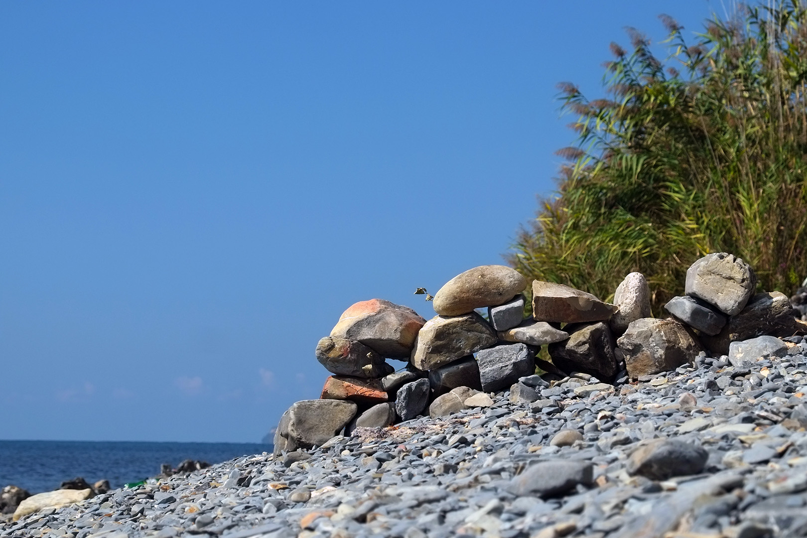 Отдых в Кринице. На берегу моря