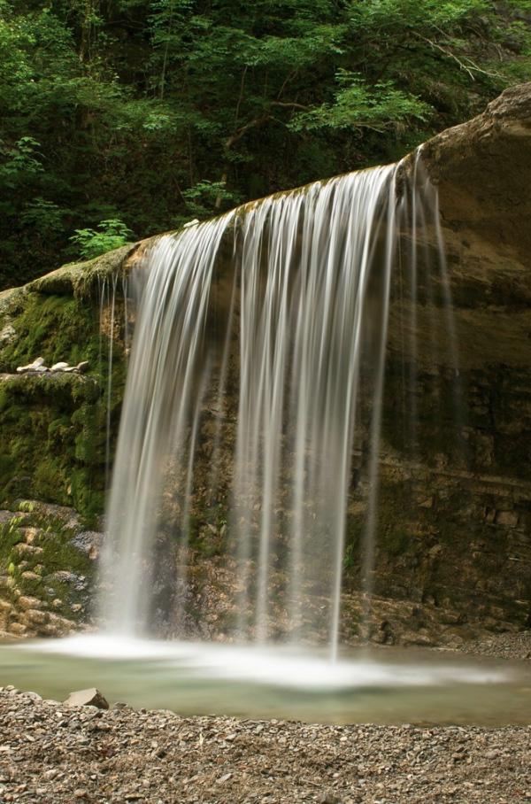 Полковничий водопад