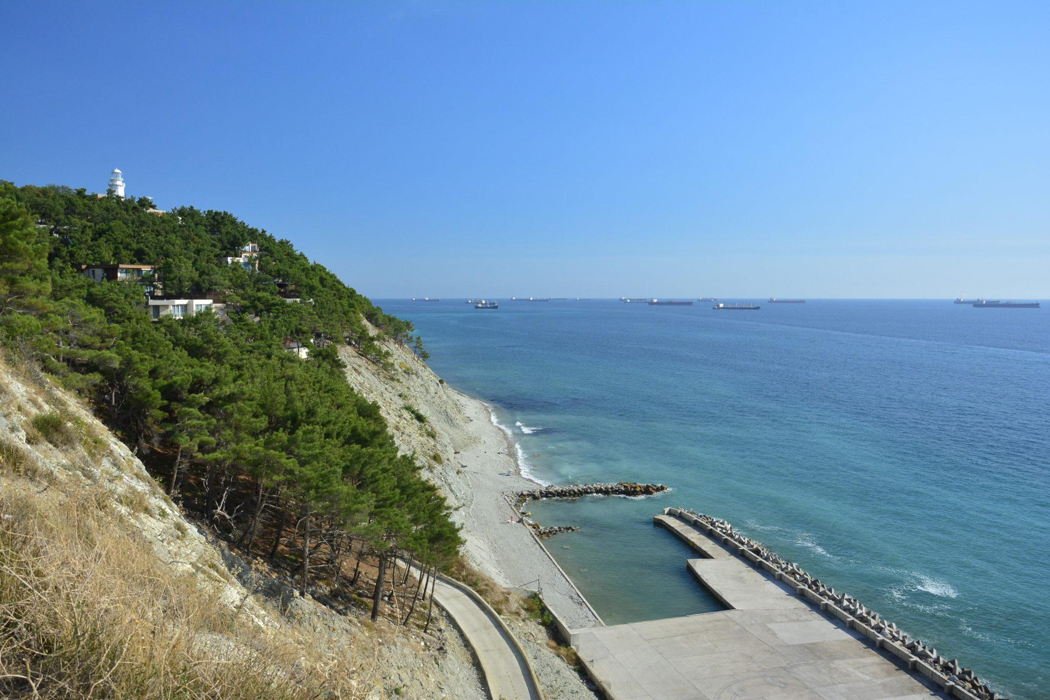 Отдых в Кабардинке, море