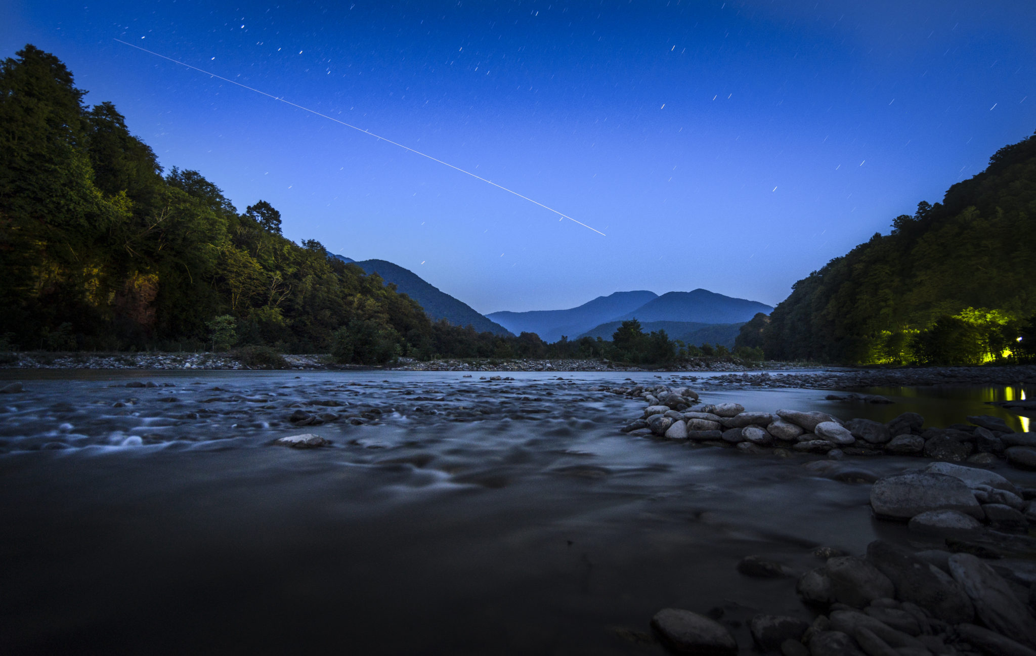 Отдых в Головинке, река Шахе