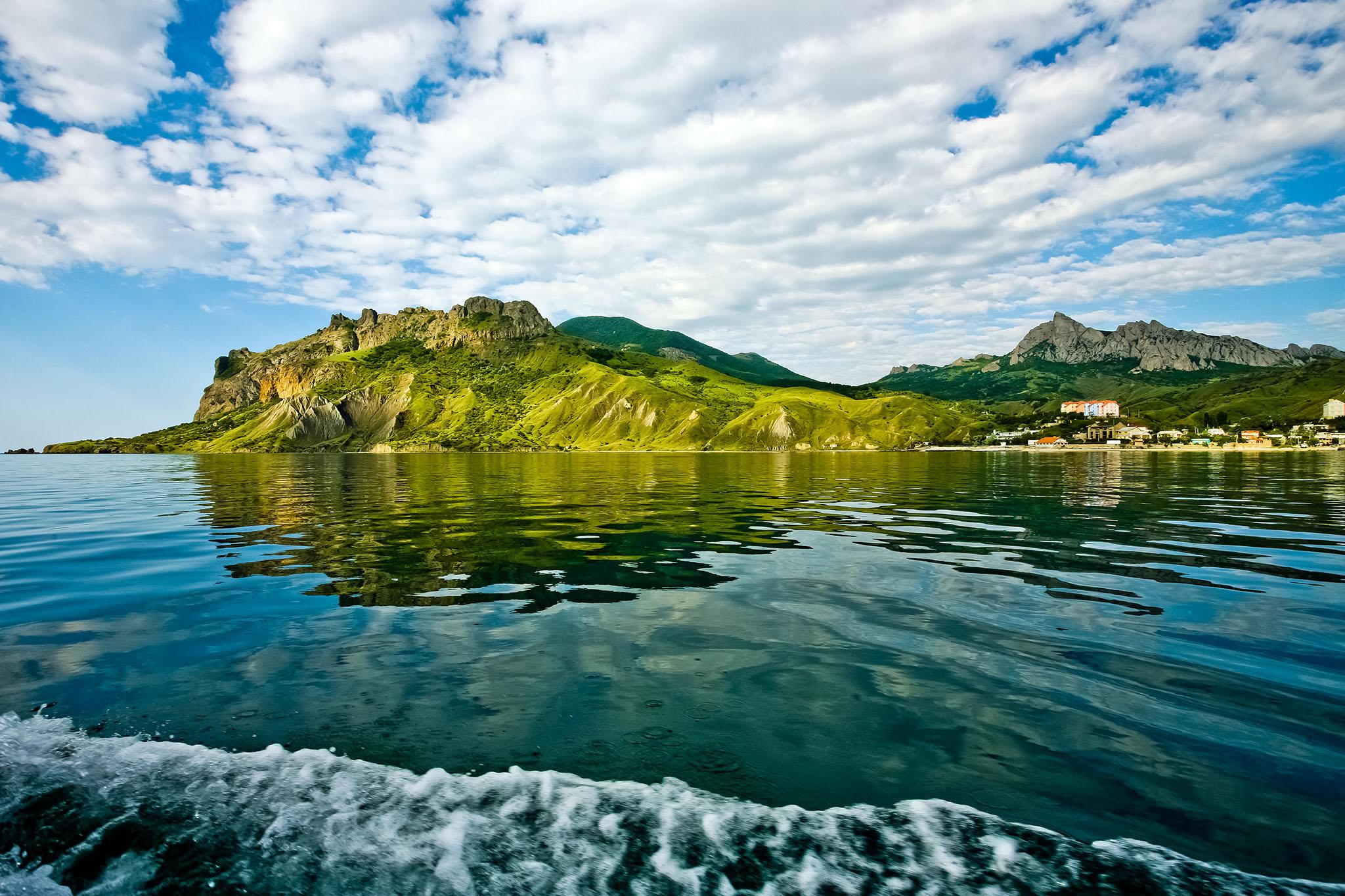 Карадаг в Крыму