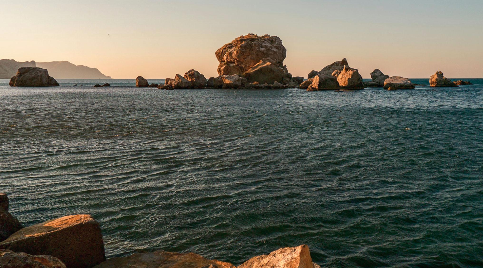 Крабий остров, Судак