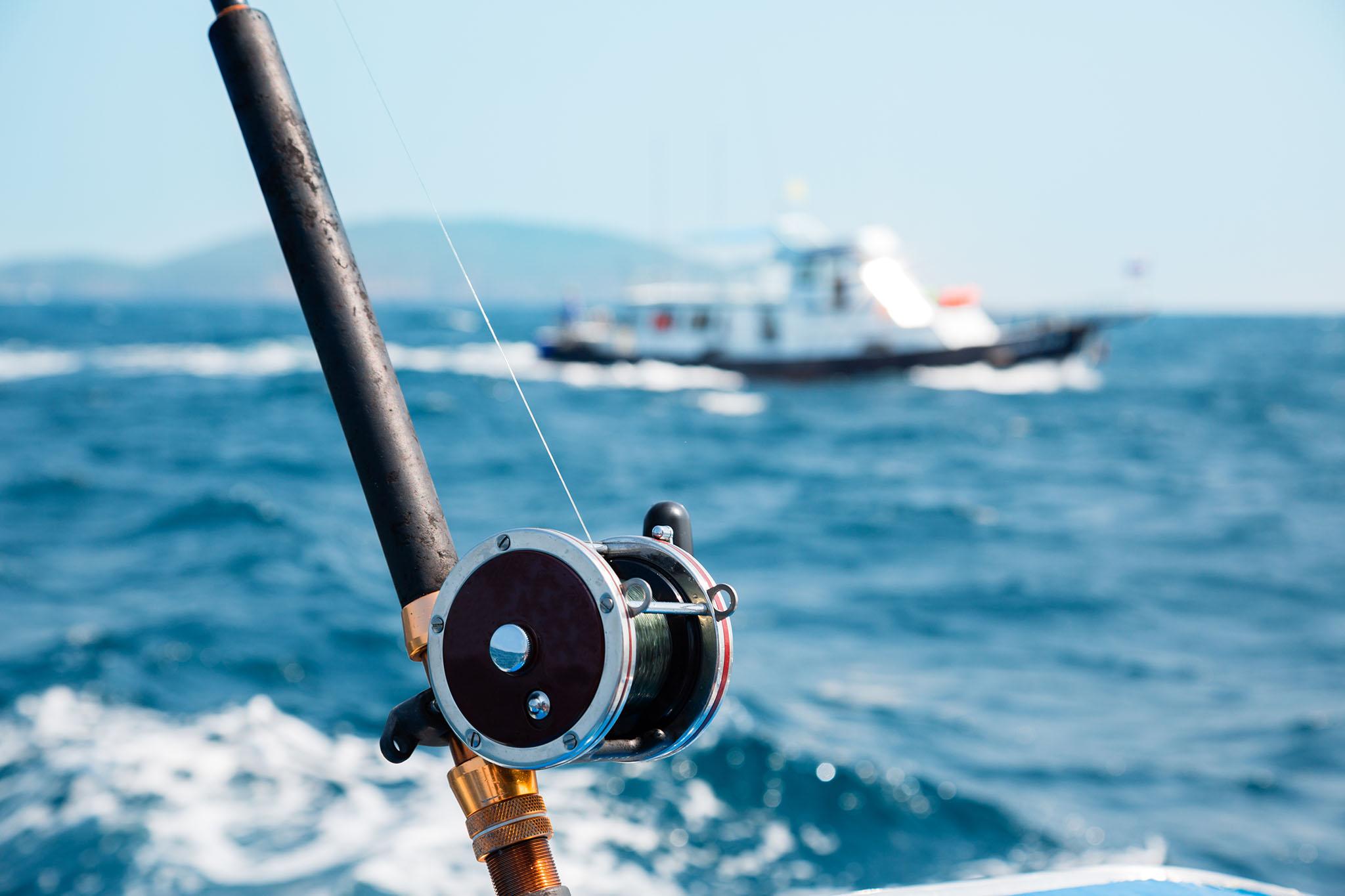 Морская рыбалка в Геленджике