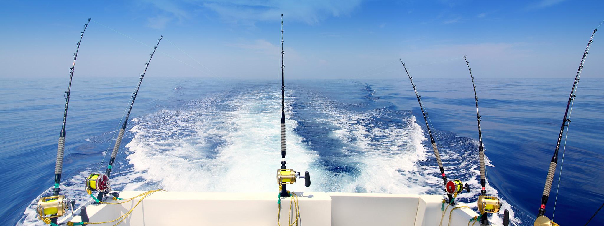 Рыбалка с лодки в Геленджике