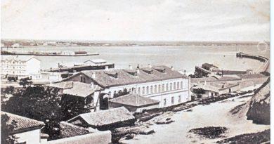 История Феодосии, ретро-фото города