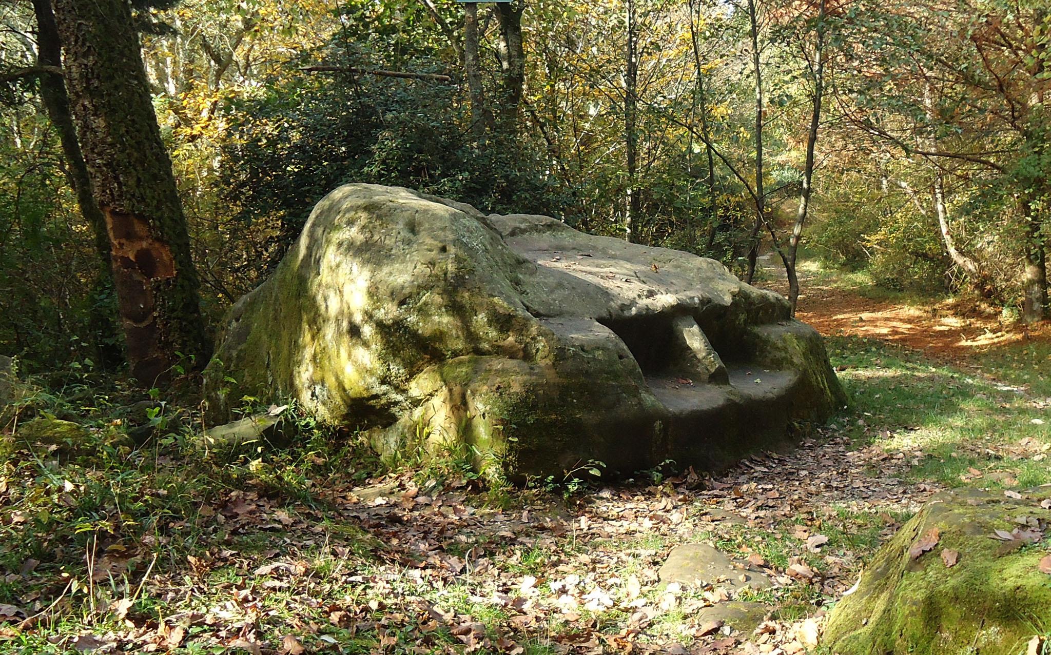 Черкесский камень в Кудепсте – очередная загадка прошлого