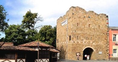 Крепость Гезлев в Евпатории