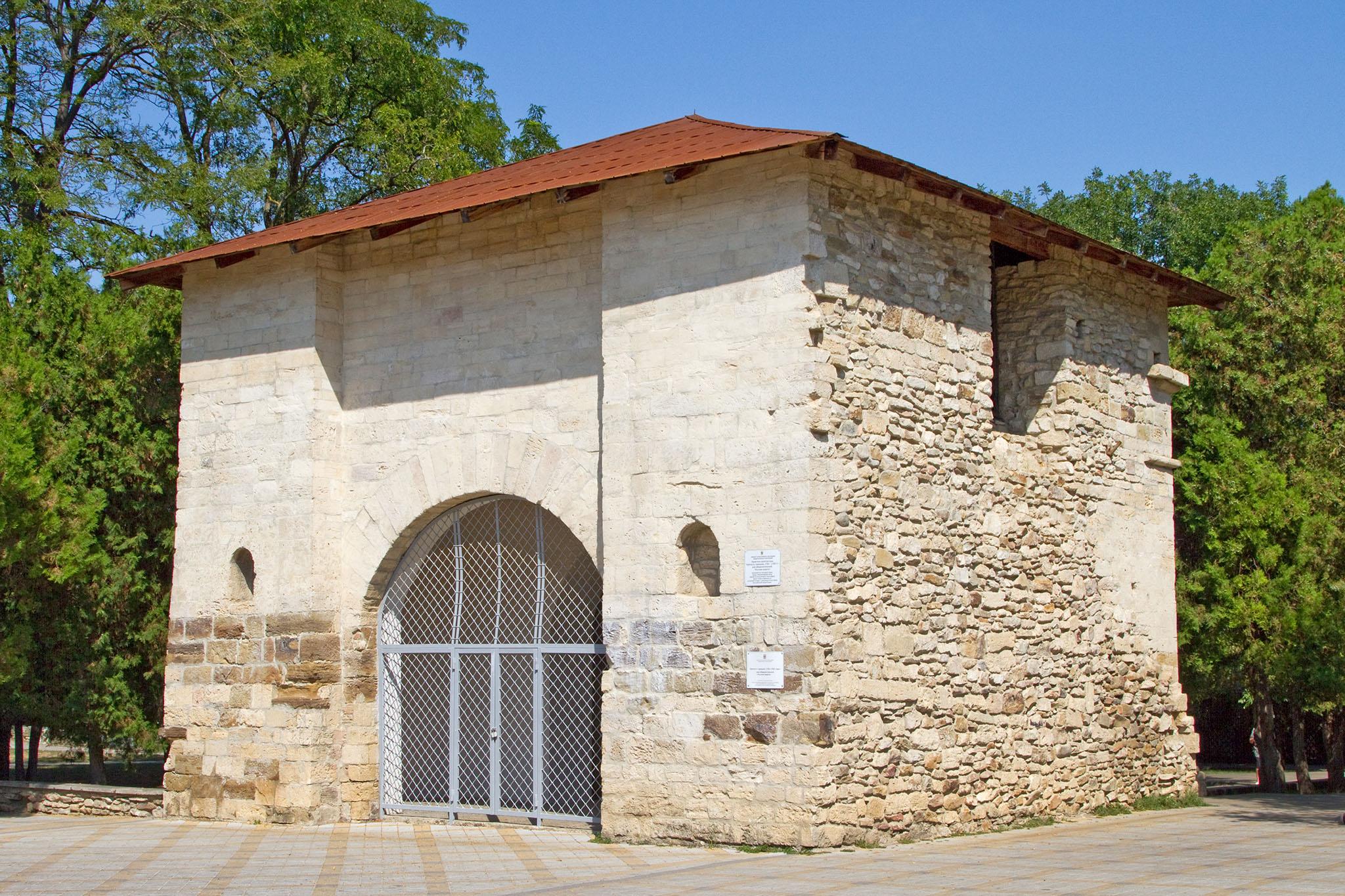 Крепость Русские ворота в Анапе