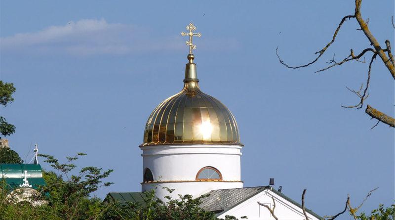 Свято-Георгиевсикй монастырь на Фиоленте