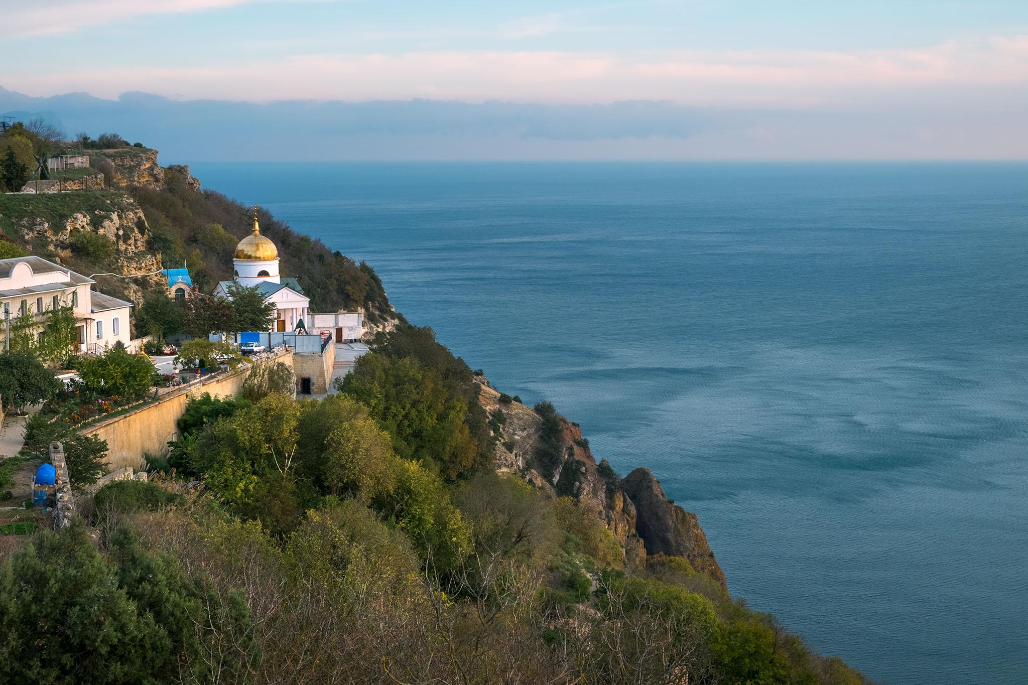 Монастырь Святого Георгия в Балаклаве