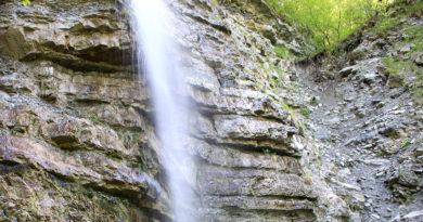 Водопад Перун, Туапсе