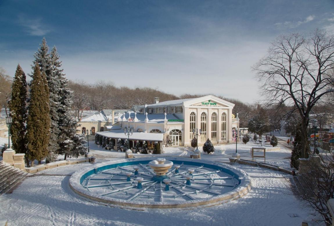 Отдых в России зимой