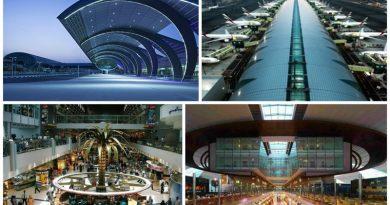 Список 10 самых красивых аэропортов мира