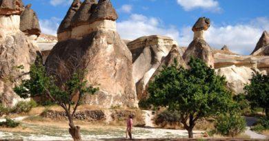 Каппадокия: там, где живут духи предков