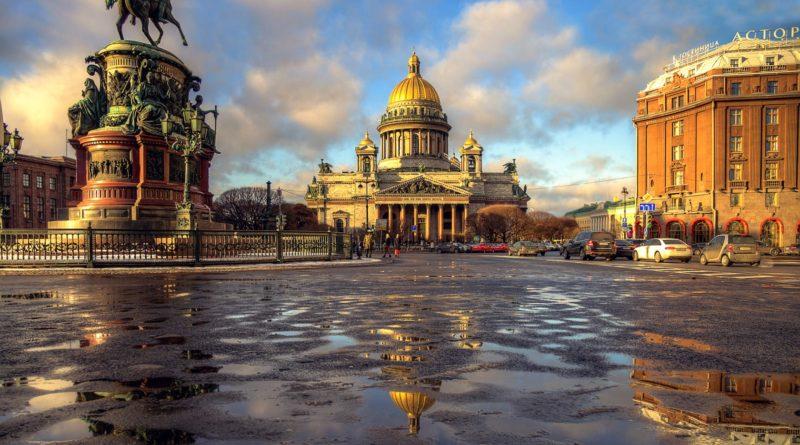 Петербург назван лучшим направлением для городского туризма в Европе в 2019 году