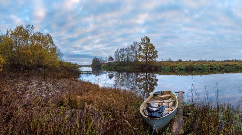 В отпуск за рыбой к рыбным местам Ленинградской области