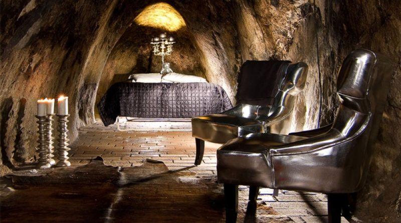 Отель в шахте Sala Silvergruva (Швеция): сказочная ночь в подземелье