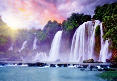 Рейтинг самых популярных водопадов мира